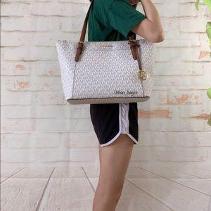 Michael Kors Ciara Large Top Zip Tote